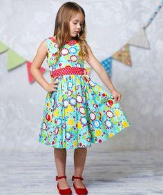 Sunshine Evelyn Dress - Infant, Toddler & Girls