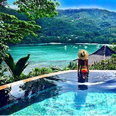 Seychelles islands.