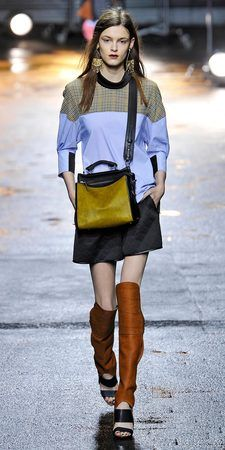 3.1 phillip lim mini ryder satchel fall 2013
