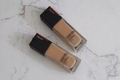 Shiseido Synchro Skin Radiant Lifting: que base maravilhosa! Sephora, Base, Shiseido, Lipstick, Peles, Beauty, Dry Skin, Night Make Up, Skin Products