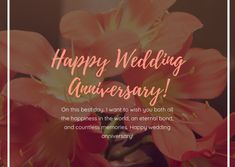 Marriage Anniversary Message, Anniversary Quotes For Couple, Anniversary Wishes For Parents, Wedding Anniversary Greetings, Happy Wedding Anniversary Wishes, Message For Brother, Wishes For Brother, Wedding Quotes, Couple Quotes