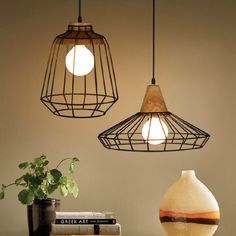 Free Shipping Loft industrial vintage pendant lights Bar Kitchen Home Decoration E27 Edison Light Fixtures bird cage Lamp-in Pendant Lights from Lights & Lighting on Aliexpress.com | Alibaba Group