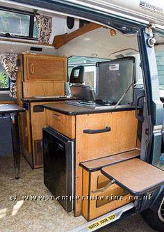 1989 Volkswagen Vanagon Adventurewagon Camper