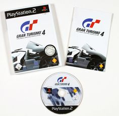 Gran Turismo 4 für Playstation 2 in OVP!