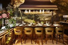NUMA-barra-G Bares Y Pubs, Liquor Cabinet, Buffet, 1, Table, Furniture, Home Decor, Foodies, Restaurants