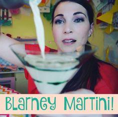 The Blarney Martini