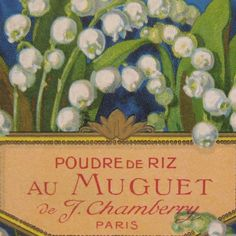 vintage perfume label images | perfume labels lov violets digital images of 3 antique french perfume ...