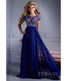 Terani Couture M2219 Evening Gowns
