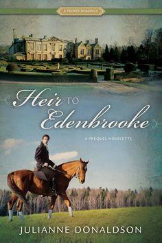 Julianne Donaldson - Heir to Edenbrooke / #awordfromjojo #Historicalromance