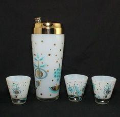 Vintage Cocktail Shaker Set | visit rubylane com