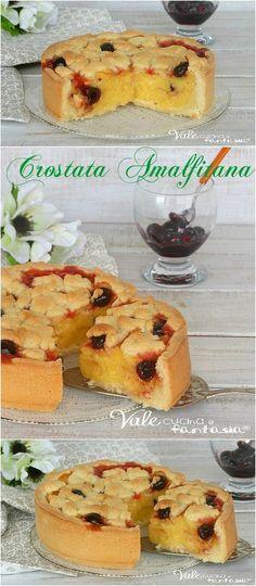 Sweet Recipes, Cake Recipes, Best Italian Recipes, Cake & Co, English Food, Sweet Bread, Yummy Cakes, Cupcake Cakes, Cupcakes