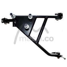 Large Extra Heavy Duty Chassis Mounted Spare Wheel Carrier for Land Rover Defender