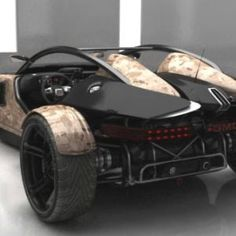 GMC Hotrod concept is outrageously hot - Auto Chunk Triumph Motorcycles, Cars And Motorcycles, Lotus Models, Homemade Go Kart, Garage Workshop Plans, Go Kart Plans, Reverse Trike, Trike Motorcycle, Futuristic Cars