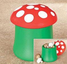 Mushroom Saver @ Harriet Carter 7.98