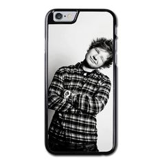 Ed Sheeren Style Phonecase For iPhone 6/6S Case