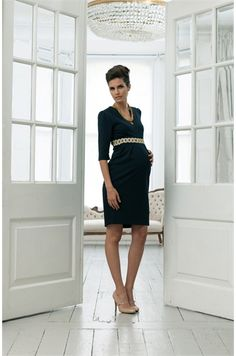 Luxury Dress for Maternity and Beyond
