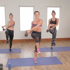 Here are the best 20-minute workout videos you can follow along to — do two in a row or one in the morning and one at night. There's a great mix of quick and fun workouts including cardio, tabata, weights, barre, and dance, so you can do them all or pick and choose your favorites.