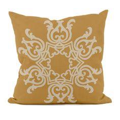 E By Design Floral Motif Decorative Pillow & Reviews | Wayfair $32