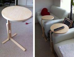 Придиванный столик ФРОСТА home design: ikea hacks pinterest