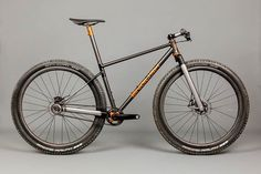 Another beautiful English cycles Mtb hardtail