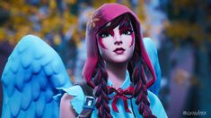 Arley Queen, Epic Games Fortnite, Gaming Wallpapers, Red Riding Hood, Sweet Girls, Game Design, Game Art, Cool Girl, Cool Pictures