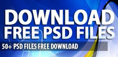 Free PSD Files: Download Hi-Res 50+ PSD Files