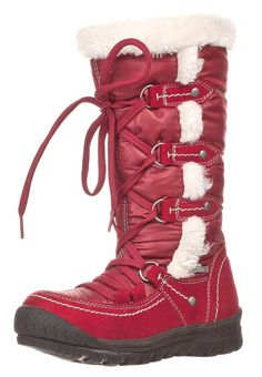 Kids Snow Boots- I need these for me!
