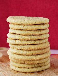 The best sugar cookie recipe ever! These are the most most requested and raved cookies I make.