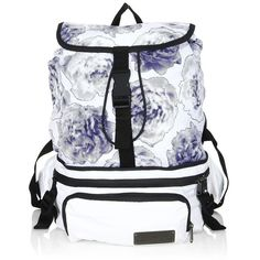 adidas by Stella McCartney Run Convertible Backpack ( 98) ❤ liked on Polyvore  featuring bags 9b0a30ac91b13