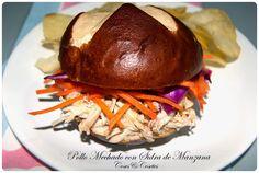 Pollo Mechado con Sidra de Manzana (Pulled Chicken with Apple Cider) | Coses & Cosetes