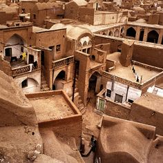 Travel To Iran - Kashan