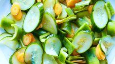 Pickled vegetables (achat) recipe : SBS Food