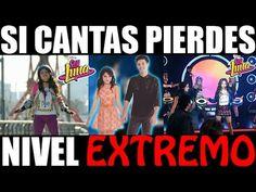 SI CANTAS PIERDES CON CANCIONES DE SOY LUNA 2 (NIVEL EXTREMO) - YouTube