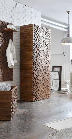 Cabinets & Cupboards 2019 Latest Design Dielenschrank Kleiderschrank Garderobenschrank Landhausstil Kiefer Natur Massiv As Effectively As A Fairy Does