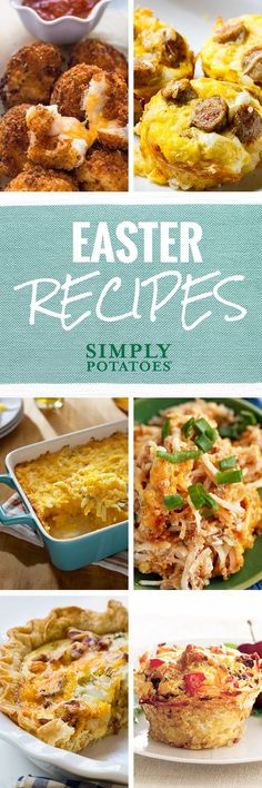 Make your spring gatherings complete with one of these recipes. From savory side dishes to sweet desserts, we've got staples new and old.