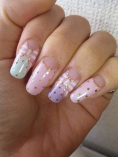 Kawaii nails!