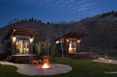 """Wheelhaus is a talented tiny house designer with some amazing little houses for sale. Previously, I shared """"The Caboose"""" with you, a high-end rustic dwelling which would be any tiny house enthusiast's dream home. Tiny House Luxury, Tiny House Loft, Tiny House Storage, Tiny House Trailer, Modern Tiny House, Tiny House Plans, Tiny House On Wheels, Tiny House Design, Prefab Cabins"""