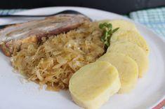 o varení, živote a tak...: Plnený bôčik, dusená kapusta a zemiaková knedľa Grains, Rice, Anna, Seeds, Laughter, Jim Rice, Korn