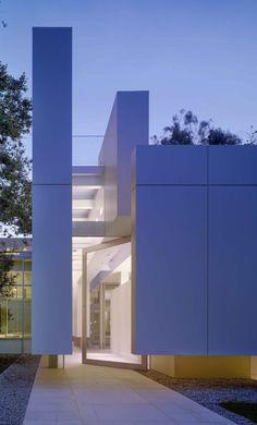 Canyon Residence, Santa Monica CA - Lehrer Architects