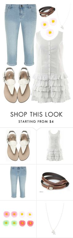 """""""Untitled #43"""" by raniasp ❤ liked on Polyvore featuring Dorothy Perkins, NOVICA and Accessorize"""
