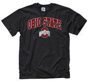 Ohio State Buckeyes TShirt Black Locker Room