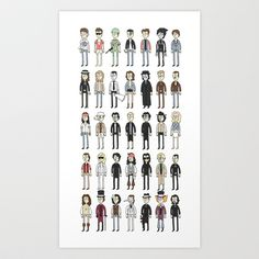 Depps Art Print by Derek Eads - $15.00
