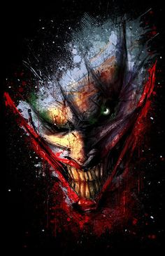 The Joker -Vincent Vernacatola.