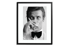 Shaken Not Stirred - one day, when I have a fabulous bachelor(ette) pad, this will be above my bar <3