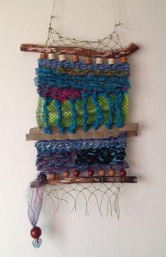 textile weaving Textile Art, Dream Catcher, Weaving, Textiles, Book, Home Decor, Ideas, Closure Weave, Decoration Home