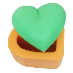 Hey, I found this really awesome Etsy listing at https://www.etsy.com/listing/252006571/heart-soap-mold-flexible-silicone-mold