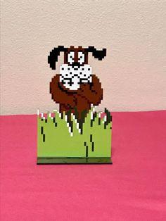 Duck Hunt dog. Can you hear him laugh?  #nintendo #80s #retro #gamer #pixel #nes