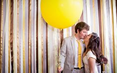 64 идей организации фотозоны на свадебном банкете