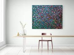 James de Villiers: Fallen Flowers: fine art | StateoftheART Fall Flowers, Original Artwork, Fine Art, Abstract, Canvas, Gallery, Artist, Painting, Home Decor