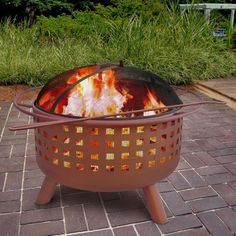 Coleman Packaway Portable Fire Pit And Grill | Fire Pit | Pinterest | Portable  Fire Pits